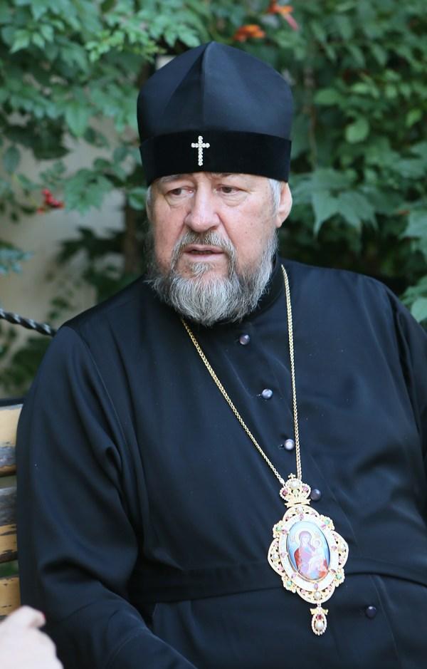 владыка Филипп, митрополит Полтавский