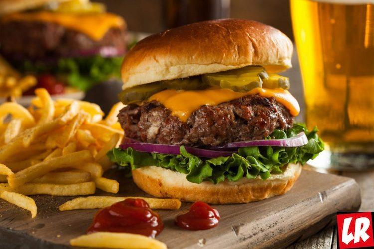 фишки дня - 18 сентября, день чизбургера США