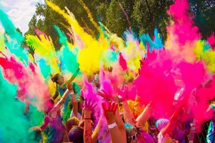 фишки дня - 6 сентября, День Конотопа, фестиваль красок Холи, Конотоп