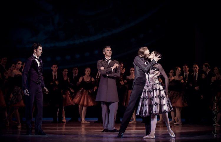 Дама с камелиями, балет, Киев