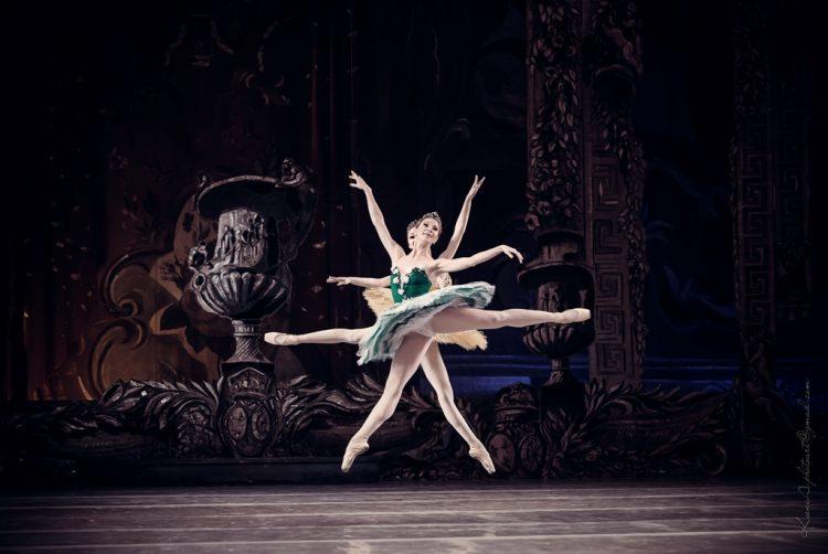 Спящая красавица, балет, опера, афиша, Киев