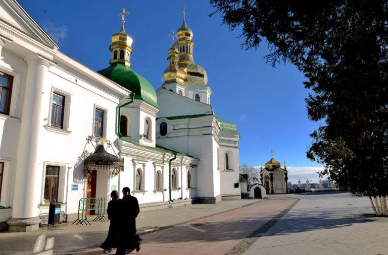 Крестовоздвиженская церковь в Киево-Печерской Лавре