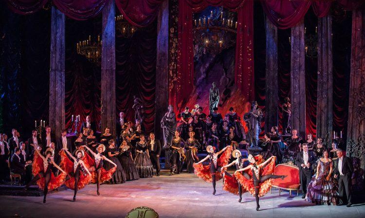 Опера в октябре, Травиата