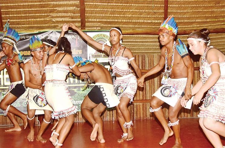 фишки дня - 10 сентября, день наследия индейцев Гайана