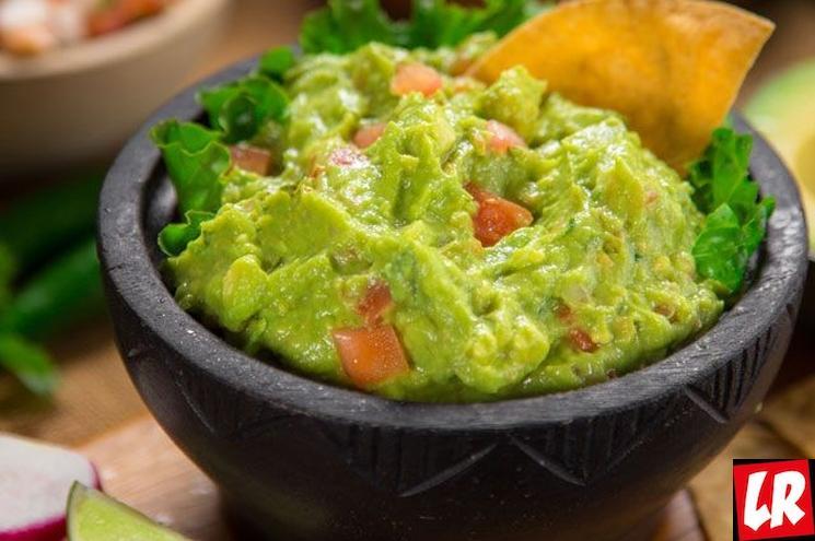 фишки дня - 16 сентября, день гуакамоле, закуска гуакамоле