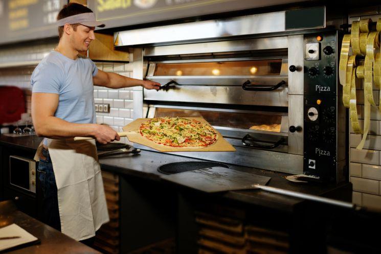 открыть пиццерию, шеф-повар, кухня