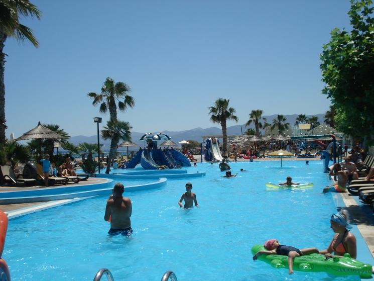 отдых на Крите с детьми, пляжи Крит