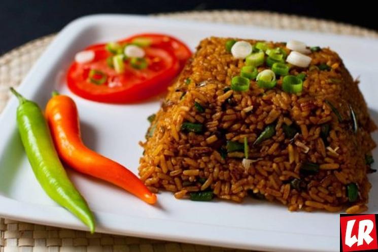 фишки дня - 20 сентября, день риса, бурый рис