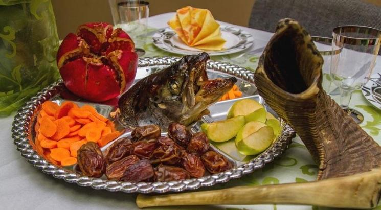 фишки дня - 10 сентября, Рош-аШана, еврейский новый год, блюда на еврейский новый год