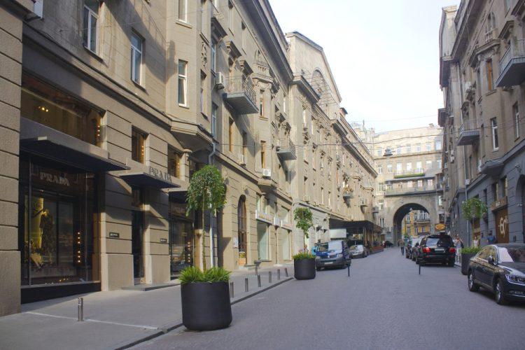 Киев, Пассаж, Крещатик, цены на квартиры в Киеве