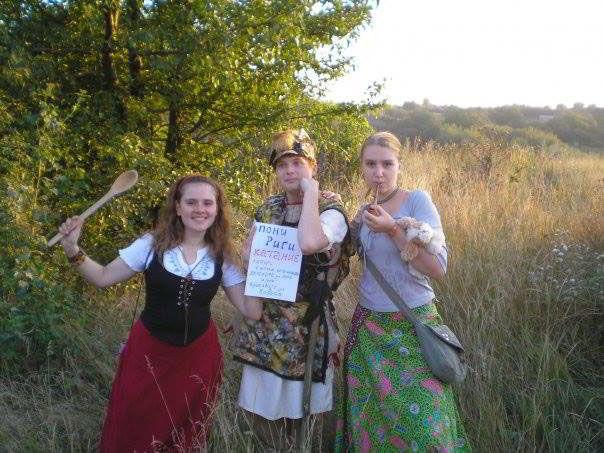 Жизнь в стиле толкина. Чем живут фанаты Властелина Колец в Украине