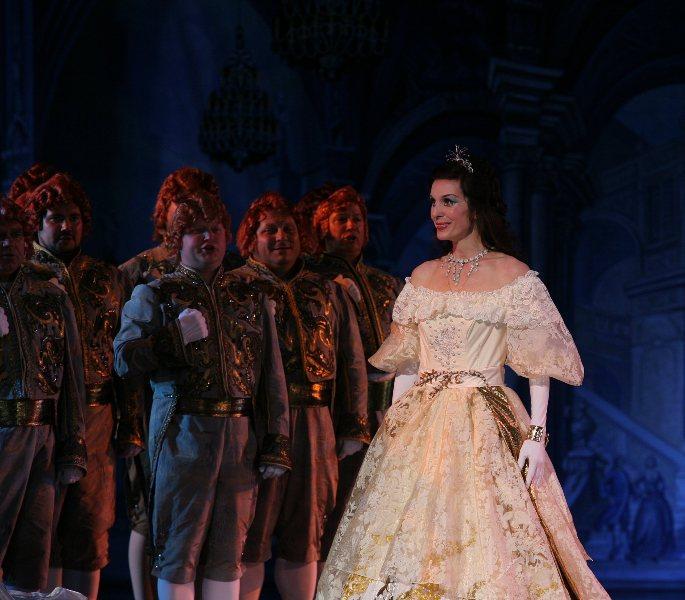 Национальная опера в ноябре 2018, Золушка