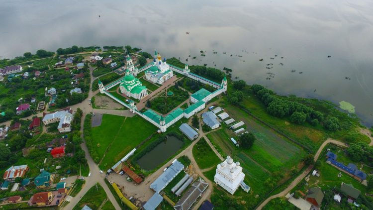 Димитрий Ростовский, Спасо-Яковлевский Димитриевский мужской монастырь
