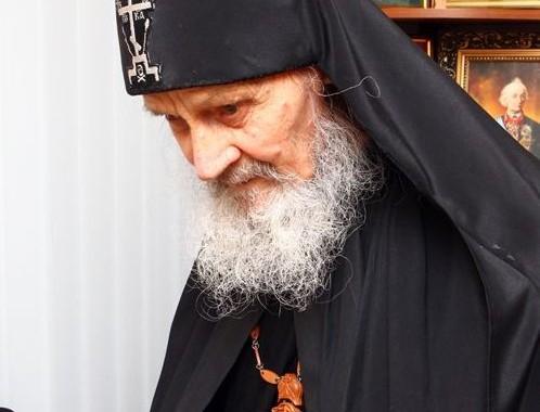 старец Иона Одесский