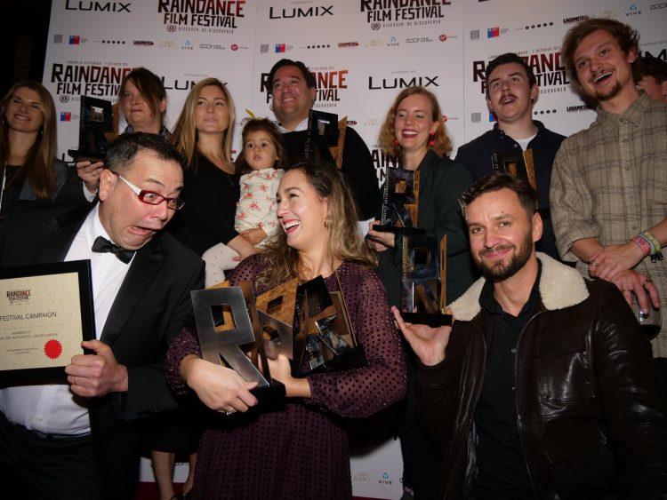 Победители. Ежегодно на кинофестиваль Raindance съезжаются киношники из разных стран