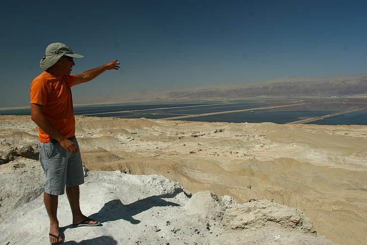 плвнета Земля, Мертвое море