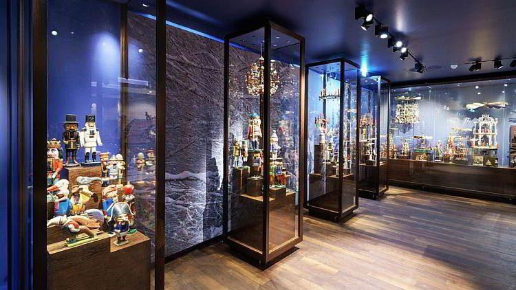 музей, Зальцбург, в залах Рождественского музея