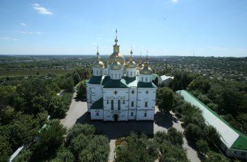 Полтавский монастырь, спецпроект Тайны монастырей