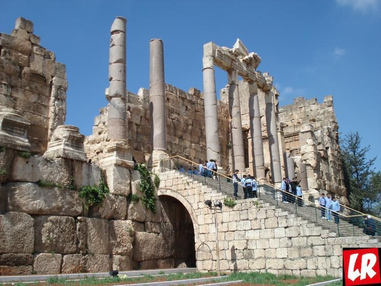 храмы Баальбека, Баальбек, Ливан