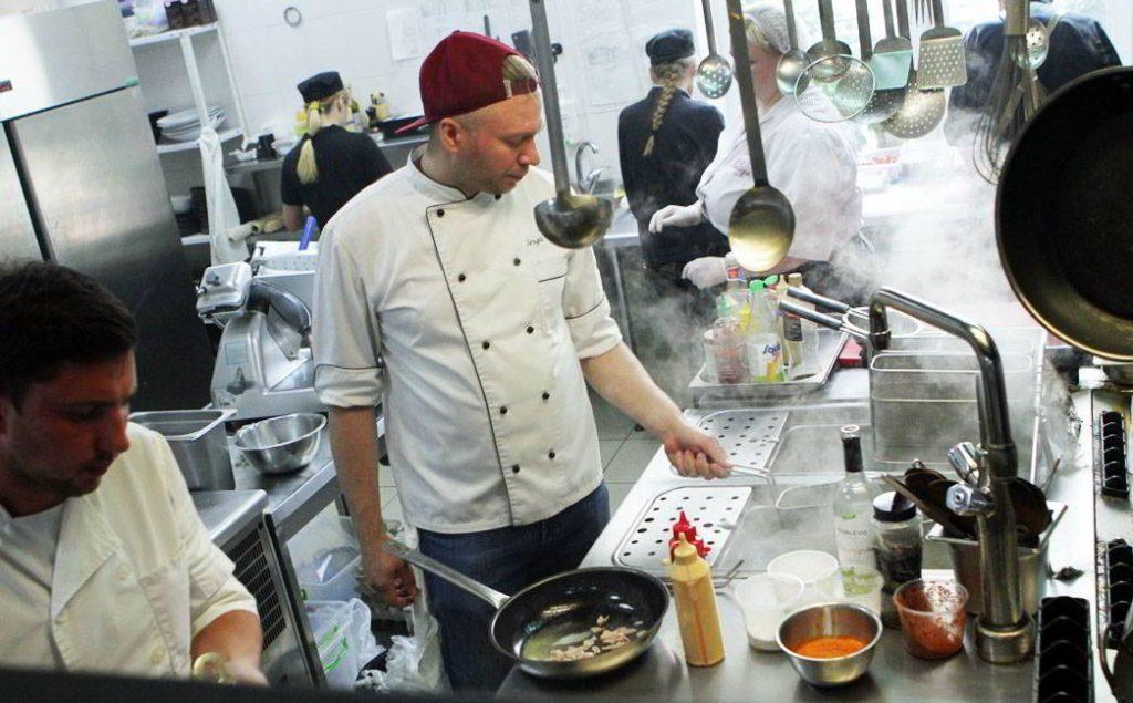 Тайны лучших ресторанов, секреты элитной кухни, репортаж