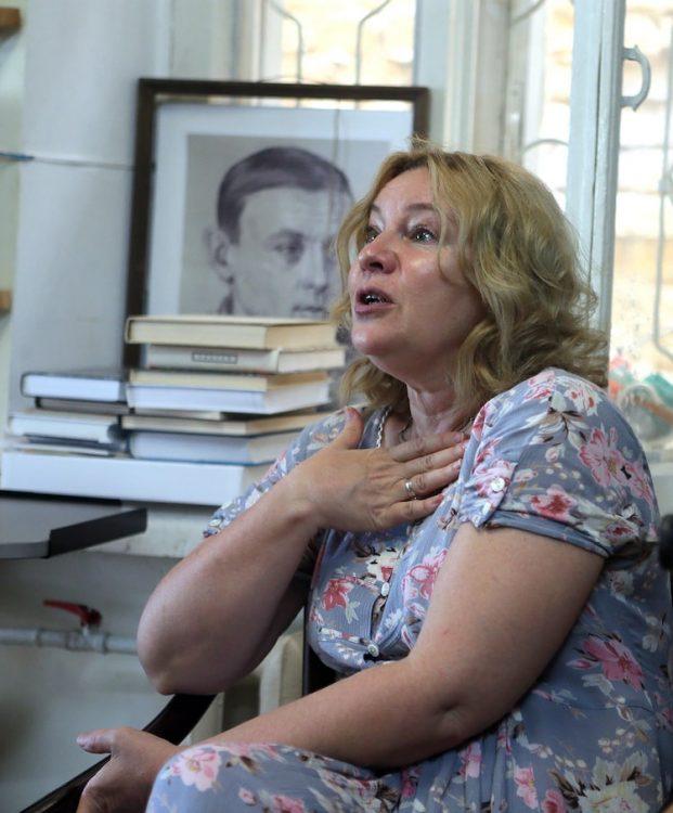 Дом Булгакова, Михаил Булгаков, Киев, Украина, писатель, Андреевский спуск, музей Булгакова, интервью