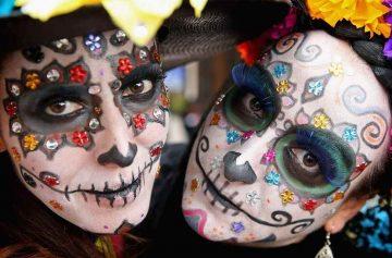 фишки дня, День мертвых Мексика