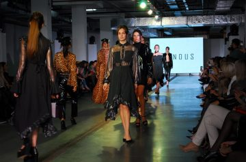 мода, показ, Одесса