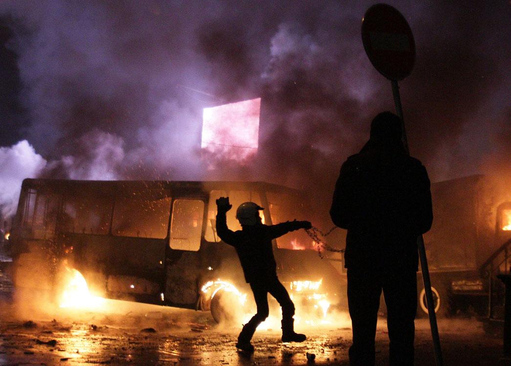 История Украины ковалась в полночь – судьбоносные ночи страны