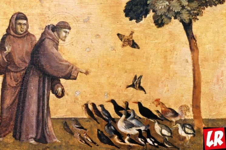 фишки дня - 4 октября, Франциск Ассизский