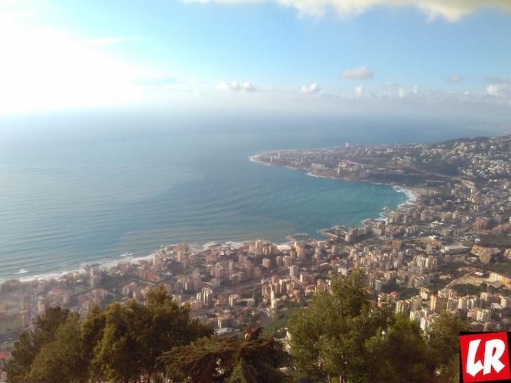 Ливан, Джуния, путешествие в Ливан