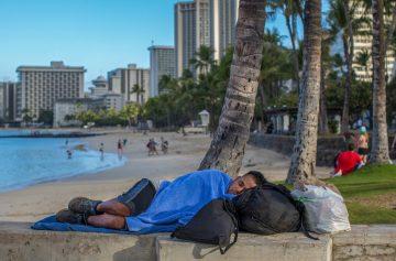 фишки дня, Гавайи, день бездомных