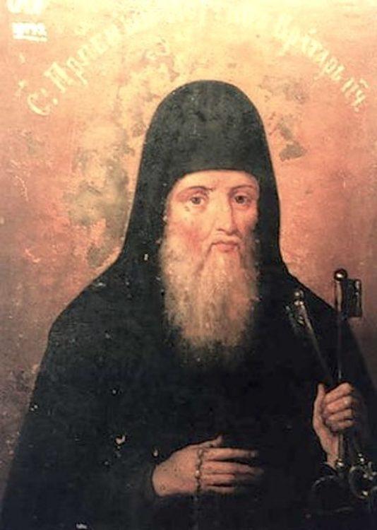 Преподобный Ло́нгин Печерский, вратарь, Трудолюбивый