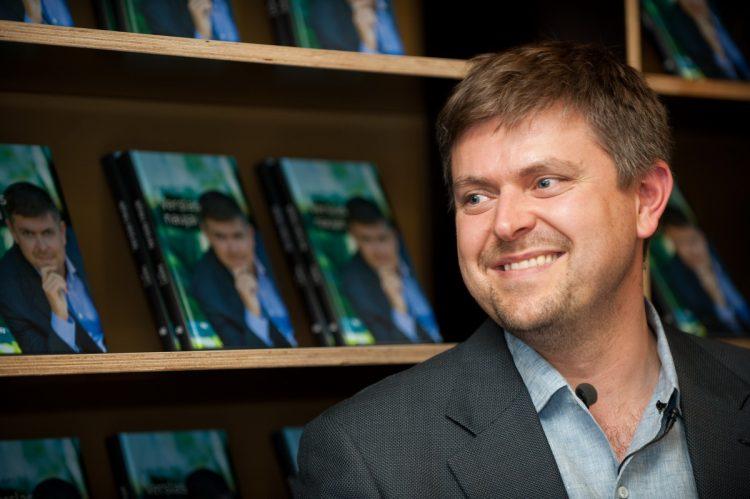 Илья Лаурс, стартап, успешный стартап, советы миллионера, улыбка