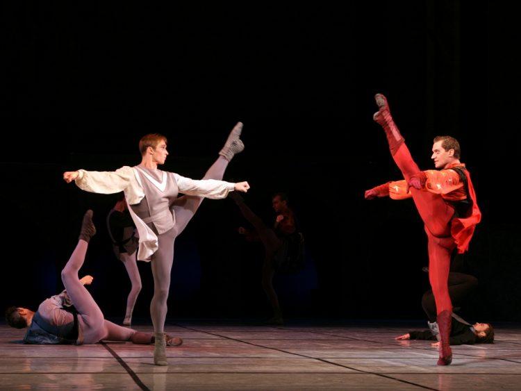 Ромео и Джульетта, балет Национальной оперы Украины