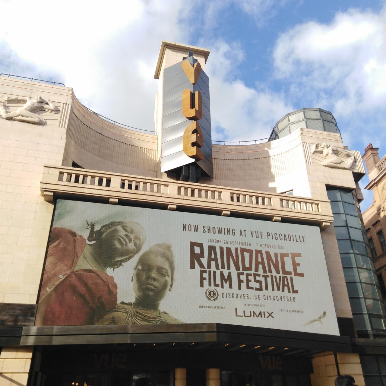 Кинофестиваль Raindance, где ждут украинские фильмы – репортаж из Лондона