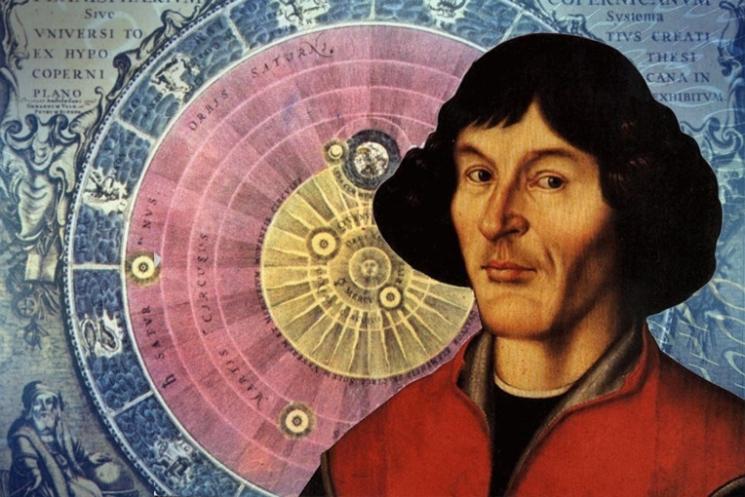 фишки дня - 13 октября, Николай Коперник, день астрономии