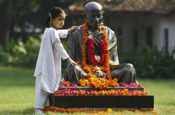 фишки дня, день Махатмы Ганди, Махатма Джаянти,