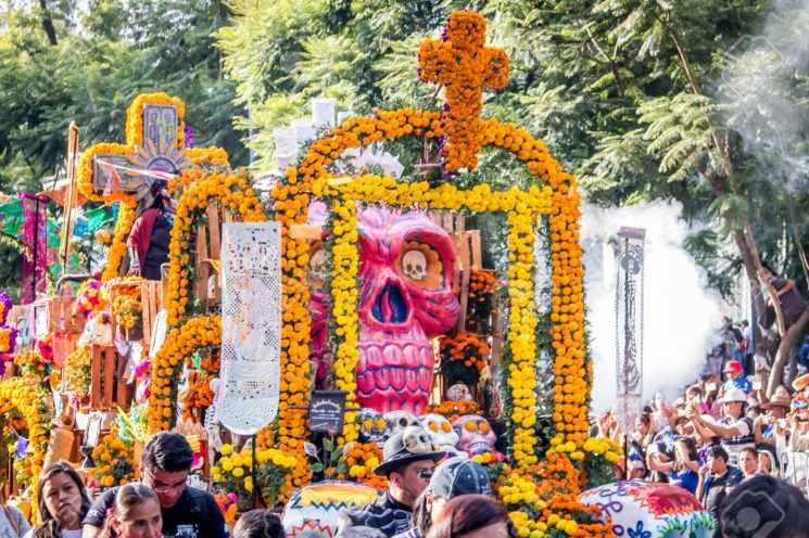 фишки дня - 1 ноября, День мертвых Мексика