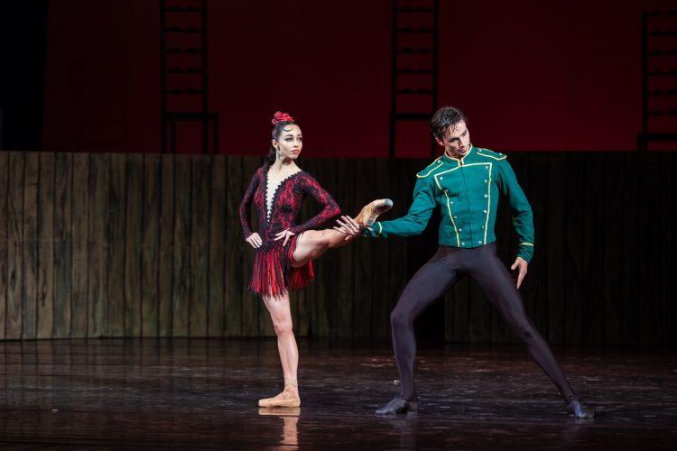 кармен-сюита, кухар, Национальная опера в ноябре 2018