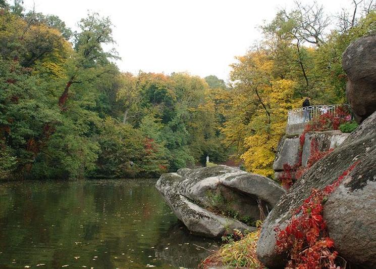 фишки дня - 6 октября, Умань, день Умани, парк Умань