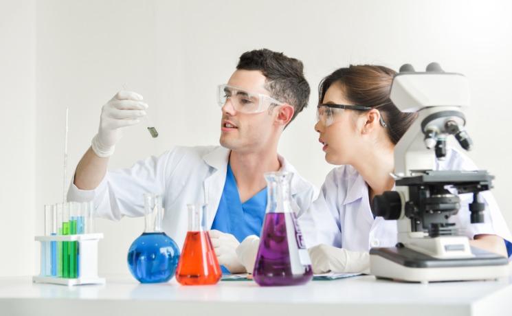 учебная лаборатория