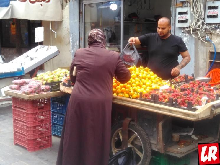 медина Сидон, путешествие в Ливан, Ливан