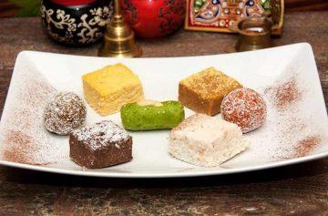 фишки дня, день восточных сладостей, восточные сладости, лукум