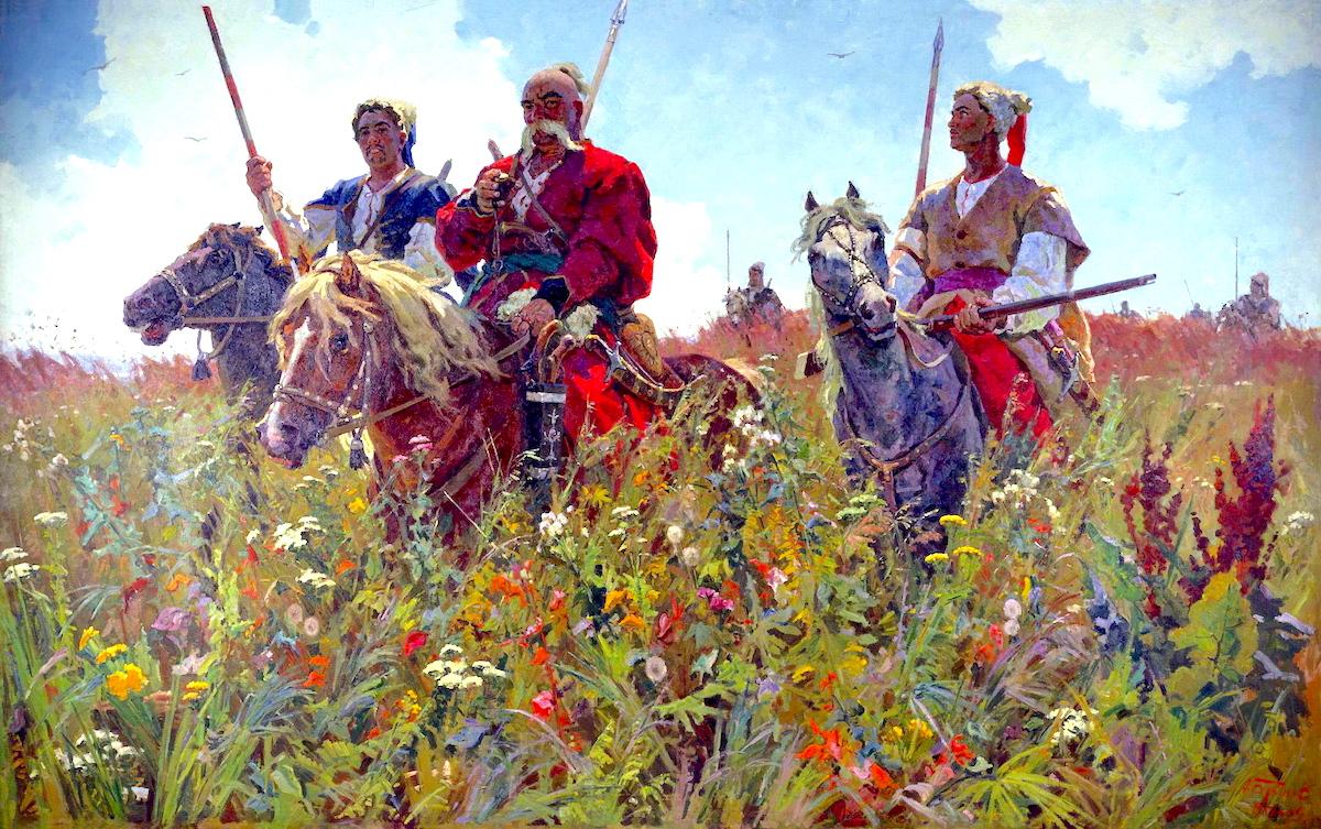 Запорожские казаки – от Геракла до первой демократии Европы