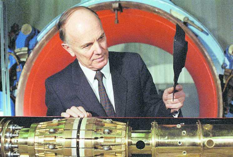 Борис Патон, наука, изобретатель, интервью