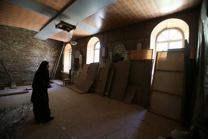 полтавские монастыри, женский монастырь Писаревщина