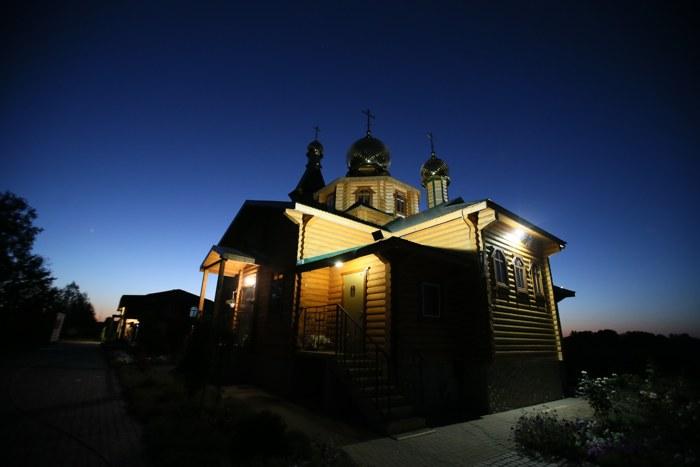 Полтавские монастыри — чудо близ Диканьки и источник исцеления