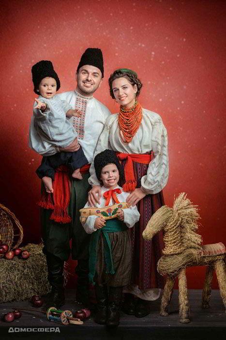 Украина, календарь 2019, Новый год, проект Щирі. Свята