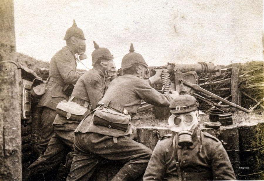 100 лет после войны — Первая мировая в письмах солдат