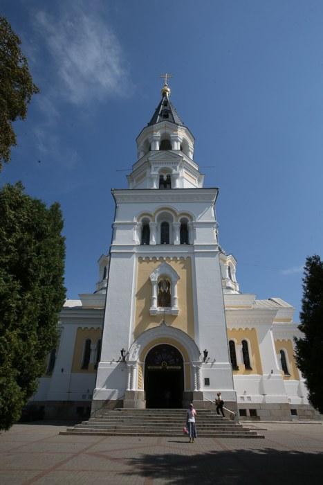житомир, Преображенский собор Житомира